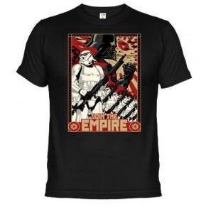 Star wars Únete al Imperio - Camiseta unisex