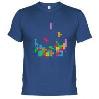 Tabla periodica Tetris- Camiseta unisex