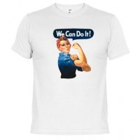 We can do it  - Camiseta unisex
