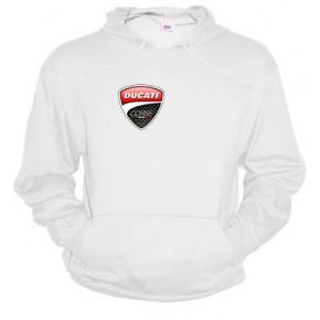 Ducati Corse escudo pequeño - Sudadera unisex