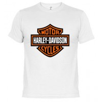 Harley Davidson  - Samarreta unisex