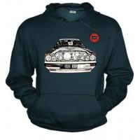 Lancia Integrale rally - Dessuadora unisex