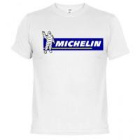 Letrero Michelin - Samarreta unisex