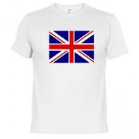 London bandera - Samarreta unisex