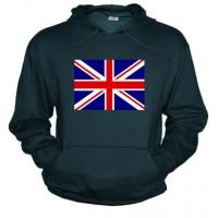London bandera - Dessuadora unisex