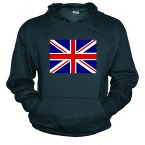 London bandera - Sudadera unisex