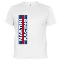 Martini Racing vertical- Samarreta unisex