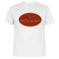 Moto Guzzi - Camiseta unisex