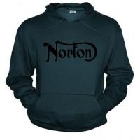 Norton logo - Dessuadora unisex