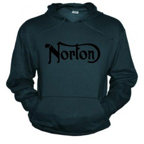 Norton logo  - Sudadera unisex