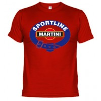 SportLine Martini -  Camiseta unisex