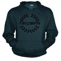 Triumph corona- Sudadera unisex