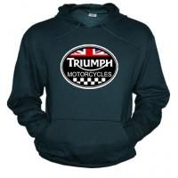 triumph motorcycle - Sudadera unisex