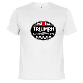 triumph motorcycle -  Camiseta unisex