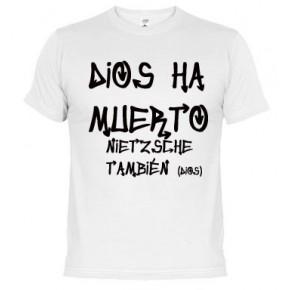 Dios ha muerto -  Camiseta unisex