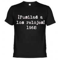 Fusilad los relojes -  Camiseta unisex