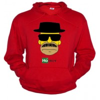 Heisenberg Breaking Bad Homero   - Dessuadora unisex