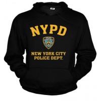 NYPD Policia de Nueva York  - Sudadera unisex