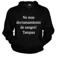 Tampax   - Sudadera unisex