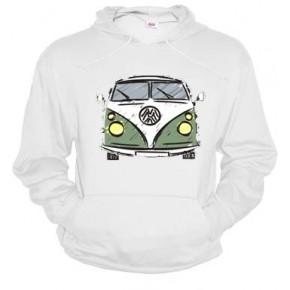 Volkswagen Van  - Sudadera unisex