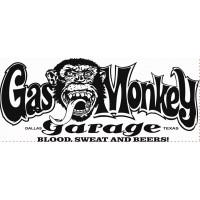 """Lienzos Textiles con marco """"Full Wrap"""" -  Gas Monkey Garage"""
