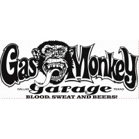 "Llenços Tèxtils amb marc "" Full Wrap "" - Gas Monkey Garage"