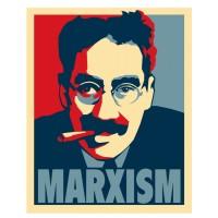 """Lienzos Textiles con marco """"Full Wrap"""" -  Marxism"""
