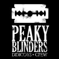 "Lienzos Textiles con marco ""Full Wrap"" -  Peaky Blinders cuchilla"