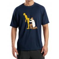 C3 PO reparado STAR WARS-  Camiseta unisex