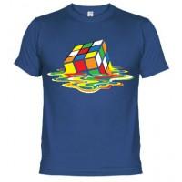 cub de Rubik fos - Samareta unisex