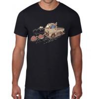 Super Mario Van -  Camiseta unisex