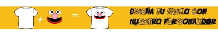 Camisetas personalizadas chico