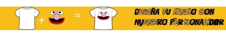 Camisetas personalizadas  chica