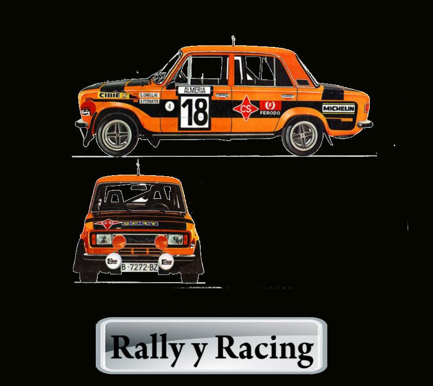 Camisetas Racing Rally