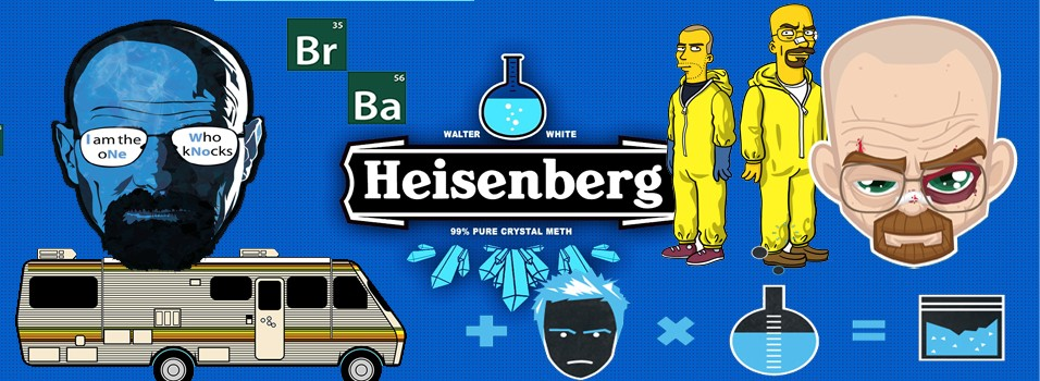 Heisenberg y Breaking bad